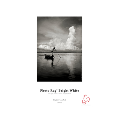 Hahnemühle Photo Rag Bright White 310 gm2 100% Cot